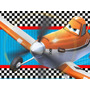 Kit Imprimible Aviones Disney Candy Bar Tarjetas Y Mas