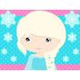 Kit Imprimible Frozen Bebe Candy Bar Golosinas Y Mas