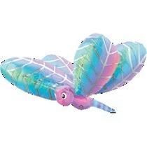 Globo Metalizados De Libelula Gigante Y Mariposas