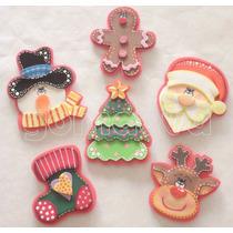 Imanes Figuras Navidad Foami Nacimiento, Adorno, Decoracion