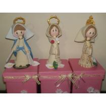 Virgenes Elaboradas En Foami Para Recuerditos