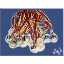 Medallas Para Graduaciones 6to Y Preescolar