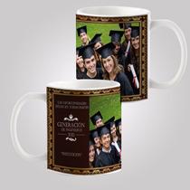 Tazas Personalizada Para Recuerdo De Graduacion