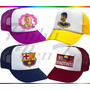Gorras Personalizadas Sublimadas De Malla Publicitarias