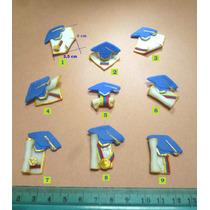Recuerdos Para Graduacion, Apliques Grado En Masa Flexible