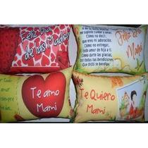 Cojines Sublimados Día De Las Madres 20 X 27