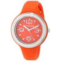 Reloj Columbia Escapade Original Orange