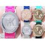 Reloj Mk Con Brillantes