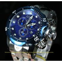 Reloj Invicta Mens Swiss Reserve Venom Dial Blue Bracelet