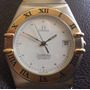 Omega Constellation Acero Y Oro Open Case Automatico Rolex