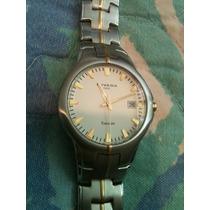 Reloj Suizo Nivada Executive Original Perfecto Como Nuevo