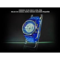 Relojes Damas Pequeños Casuales, Especiales Y Elegantes
