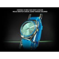 Relojes Para Damas De Moda Delicados, Casuales, Colores