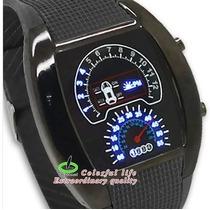 Reloj Led Azul Formula 1 Siente La Formula 1 En Tu Muñeca