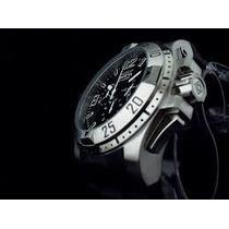 Reloj Invicta Mens Swiss Reserve Excursion Black Chronograph