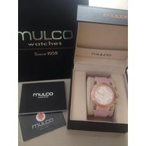 Reloj Mulco M10 Mw5-2873-813 Original