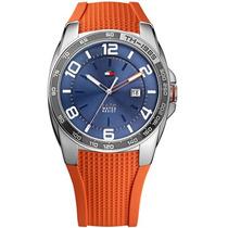 Reloj Analogico Para Caballero Tommy Hilfiger 100 % Original