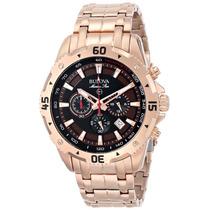 Reloj Bulova Para Caballero Original