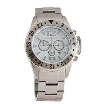 Reloj Chronosport 600 Acero/blanco Cronómetros Tienda Ofici