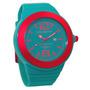 Reloj Chronosport New Happy Turquesa/ Fucsia Tienda Oficial