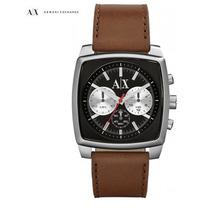 Reloj Clasico De Cuero Armani Exchange Para Caballero Ax2251