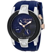 Reloj Mulco Ilusion Cresent Mw5-1877-045
