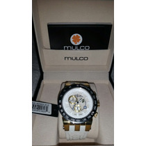 Reloj Mulco Bluemarine Original , Color Blanco Unisex