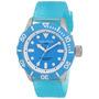 Reloj Nautica Con Silicona En Color En Azul Y Naranja