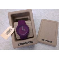 Reloj Converse Wanna Watch Deportivo Morado