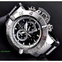 Reloj Ihronographnvicta Mens Swiss Subaqua Noma Iii Black C