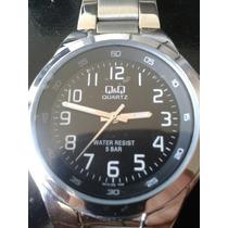 Reloj Q&q Quartz By Citizen Original