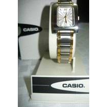 Reloj Casio Original Beside Dama Bel100 Resistente Al Agua