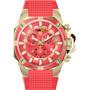 Reloj Technosport Ts-100-40 Color Rojo Unisex