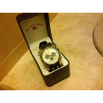 Reloj Original Tommy Hilfigher, Caballero Acero Inox.