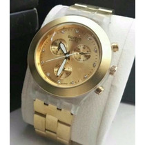 Hermosos Relojes De Dama Swatch 100% Acero En Su Caja