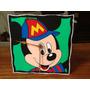 Reloj Para Cuarto Mickey