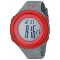 Reloj Digital Deportivo Fitness Con Monitor Cardiaco Puma