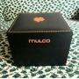 Estuche De Mulco 100% Original De Madera