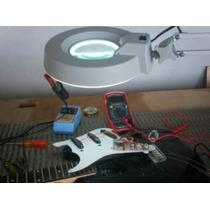 Luthier Calibracion Instrumentos Musicales Guitarras, Bajos