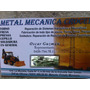 Metal Mecanica Torno