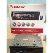 Reproductor Pioneer Deh-2350ub