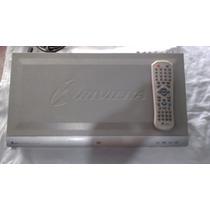 Ofertón! Reproductor Dvd Riviera Con Puerto Usb Con Control