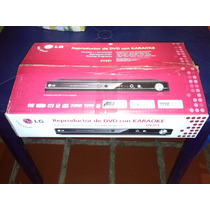 Vendo Reproductor De Dvd Con Karaoke Lg (usado)
