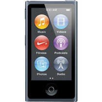 Apple Ipod Nano 7ta Gen 16 Gb Multi-touch, Fm, Pausa En Vivo