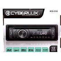 Reproductor De Cd/cd-r/cd-rw/usb/sd/aux. Para Carros