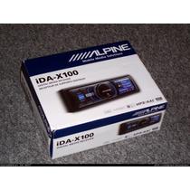 Reproductor Alpine Ida-x100 Ipod