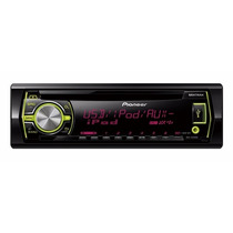 Radio, Cd`s, Mp3, Usb, Ipod/iphone Pioneer Dehx-3550ui