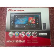 Reproductor Con Pantalla Pioneer Avh-x1650dvd ( Original)