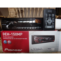 Reproductor Pioneer Deh 150mp - Mp3 - Wma - Cd - Aux