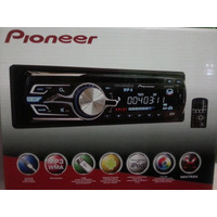 Reproductor Pioneer Dvd / Cd / Usb / Aux / Sd